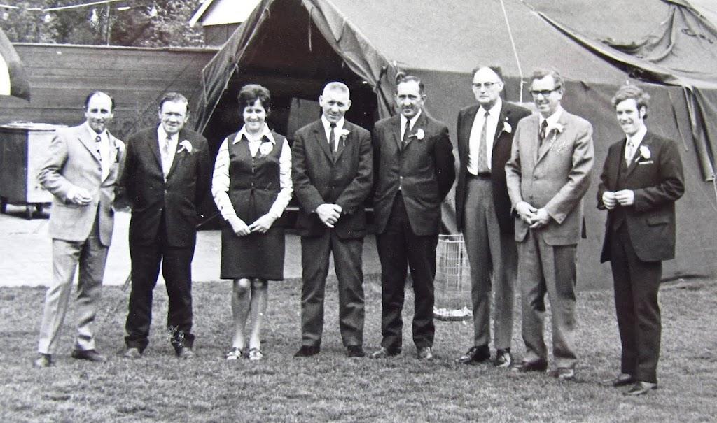 Jubileum 1972, 25 jarig bestaan